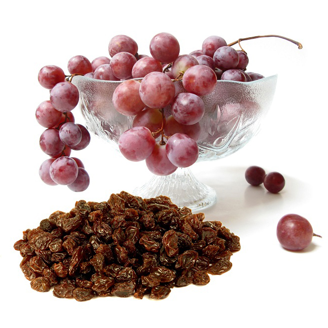 Brown raisins wholesale by Samrin Trade